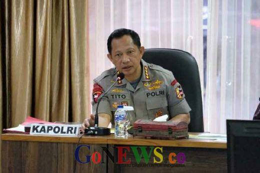 Jangan Main-main, TNI-Polri Bakal Tangkap Tangan Pembakar Lewat Pantauan Udara