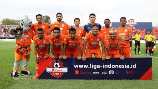 Borneo FC Boyong 19 Pemain ke Bandung