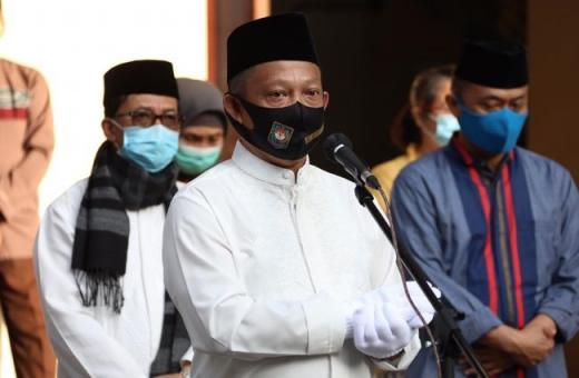 Tito Karnavian: Air Wudhu Tidak Membunuh Virus Corona