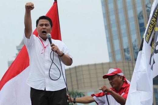 Mardani Ali Sera Tagih Jokowi Padamkan Karhutla di Riau