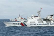 Masuk Laut Natuna Utara, Bakamla RI Usir Coast Guard China