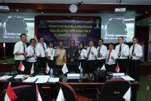 Diklatnas HIPMI Ajak Anggota HIPMI Tingkatkan Kewaspadaan Nasional