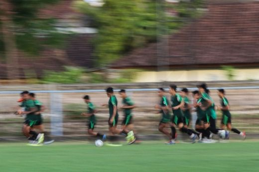 Timnas U 23 Indonesia Siap Curi Ilmu Timnas Iran