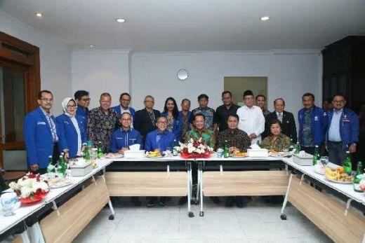 Silaturahim Kebangsaan, Pimpinan MPR RI Sambangi DPP PAN