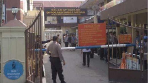 Terduga Pelaku Bom Bunuh Diri di Medan Terungkap, Ini Identitasnya