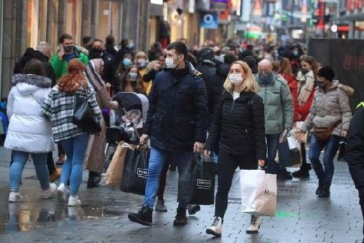 Pergantian Tahun di Jerman, Sebagian Besar Pertokoan akan Ditutup