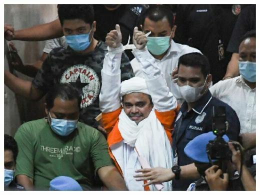 Ketika Politisi PKS dan Gerindra Siap Menjamin Penangguhan Penahanan HRS