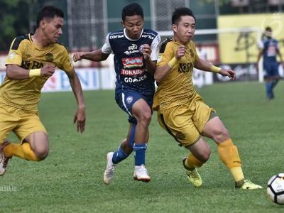 Bhayangkara FC Sisakan 10 Pemain Seleksi