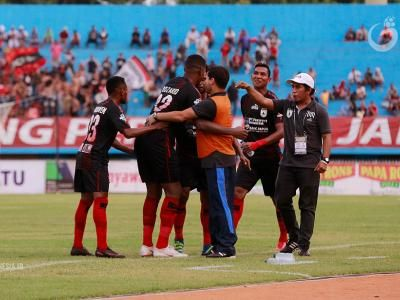 Persipura Jayapura Ucapkan Terima Kasih Pada Osvaldo Lessa
