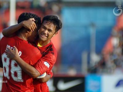 Semen Padang FC Konsentrasi Latihan Peningkatan Kondisi Fisik