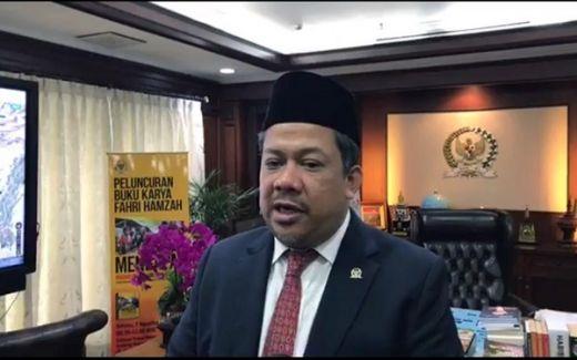 Terima Dubes China, Fahri Hamzah Bahas Pelanggaran HAM Muslim Uighur