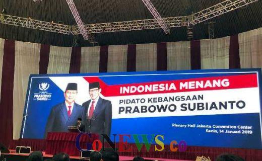 Mulai dari Kasus Bunuh Diri hingga Mahalnya Harga Telur, Ini Pidato Lengkap Prabowo