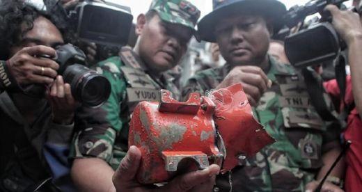Selain Temukan CVR Lion Air, Tim juga Angkat 7 Kg Bagian Tubuh Korban