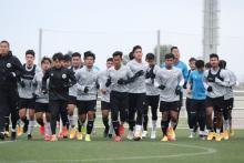 Timnas U-19 Indonesia Jalani Karantina Mandiri