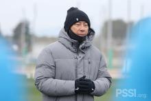 Shin Tae-yong Berharap Kompetisi Bergulir Kembali