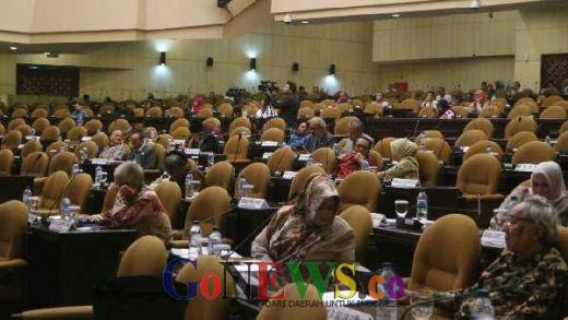 Rekomendasi Komite IV Diterima dengan Gempita di Paripurna DPD