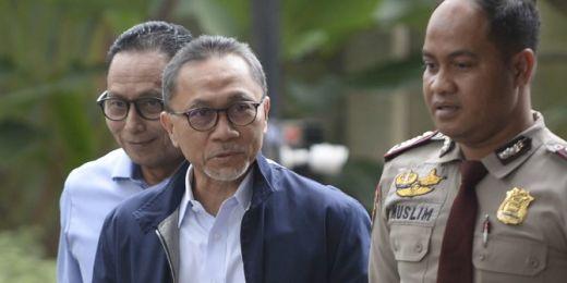 Usai Diperiksa KPK, Zulhas Klaim Tak Pernah Izinkan Alih Fungsi Hutan Riau