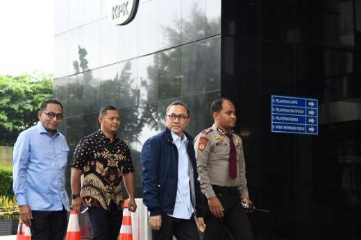 Penuhi Panggilan KPK, Zulkifli Hasan Diperiksa Terkait Kasus yang Menjerat Annas Maamun