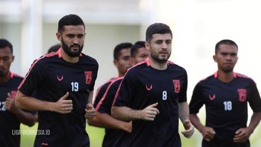 Hadapi Sulut United, Borneo FC Lihat Perkembangan Pemain