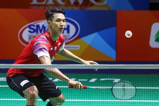 Jonatan Christie Bawa Indonesia ke Semifinal