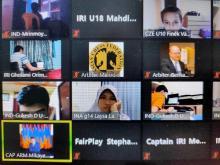 Fide Apresiasi Edukasi Online Talks Chess Yang Digelar BPK Penabur