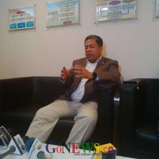 Dugaan Keterlibatan Kasus E-KTP, Fahri Hamzah: Sebaiknya Agus Rajardjo Mundur dari KPK
