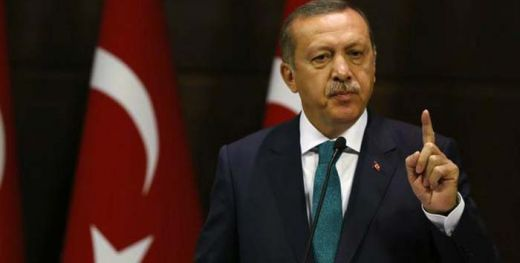 Erdogan: Negara-negara Eropa Tak Senang dengan Kebangkitan Turki