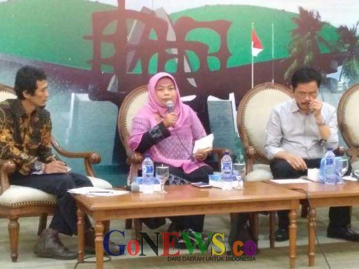 DPR RI, Desak Pemerintah Jokowi Keluarkan Perppu untuk Freeport
