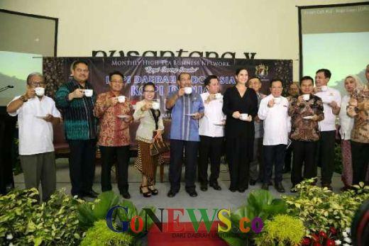 Ngopi Bareng Senator, DPD RI Siap Bantu Promosikan Kopi Indonesia