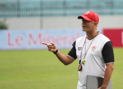 Gomes de Oliveira Yakin Kalteng Putra Lolos Ke Delapan Besar