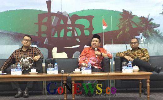 Fahri Hamzah Masih Kritisi KPU Soal Debat Pilpres