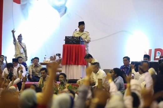 DI Depan Warga Jambi, Prabowo: Tugas Pemimpin Tidak Sulit, Asalkan Gunakan Akal Sehatmu dan Cintai Rakyatmu