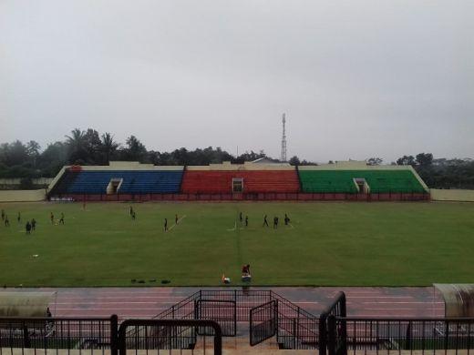 Lapangan Representatif untuk Peserta Grup C Piala Presiden