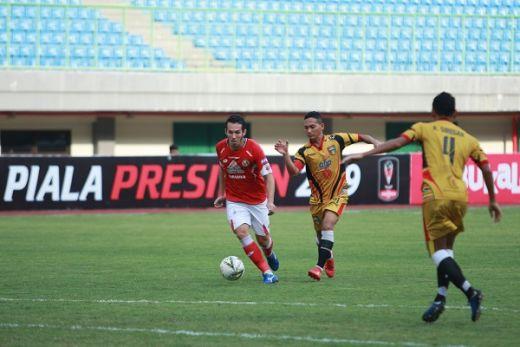Kalahkan Mitra Kukar, Semen Padang Dapat Modal Menuju Liga 1 2019