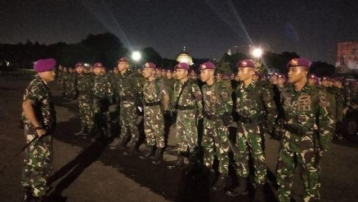 Marinir Siap ke Lokasi Gempa Sulawesi Tengah