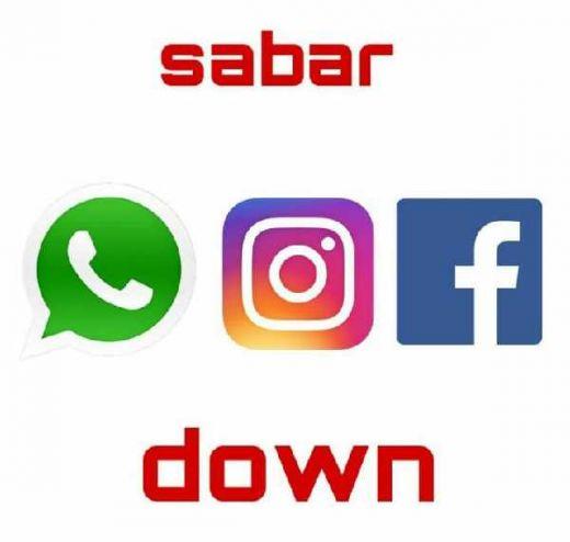 Waduh... WhatsApp, Instagram, dan Facebook Mendadak Lumpuh