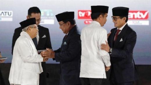 Usai Debat Terakhir, Jokowi dan Sandiaga Sama-sama Umrah