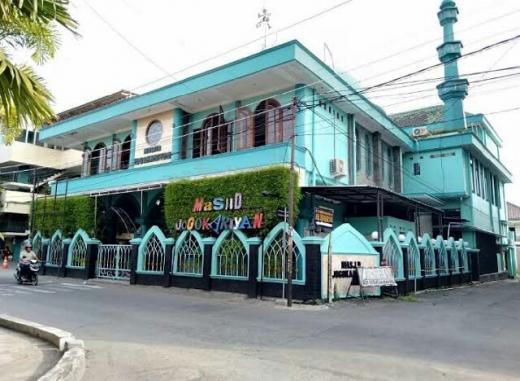 22 Fakta Menarik Masjid Jogokariyan yang Saldo Kasnya Selalu Nol Rupiah