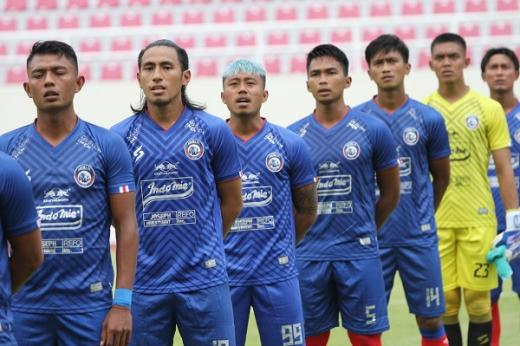 Arema FC Perbaiki Lini Depan