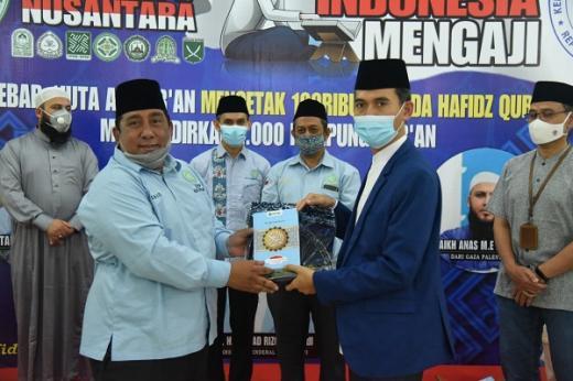 Kegiatan BKPRMI Pemuda Indonesia Mengaji Diapresiasi Kemenpora