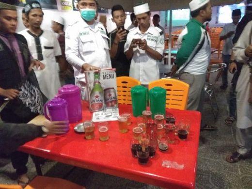 Tetap Bandel Buka di Bulan Ramadan, Tempat Hiburan Malam di Pekanbaru Didatangi FPI