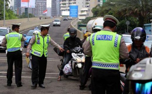 Operasi Keselamatan Jaya 2019, Polisi Jaring 72.389 Kendaraan