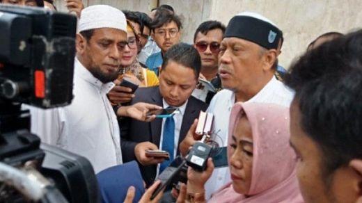 Konstruksi Hukum Ngawur, Eggi: Jokowi Bisa Perintahkan Kapolri untuk Tidak Ditahan kalau Benar Berdemokrasi