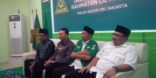 GP Ansor DKI Jakarta Tegas Tolak People Power