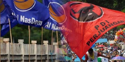Tak Satupun Caleg PDIP dan Nasdem yang Lolos ke DPR RI dari Aceh