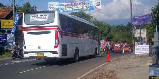 Pemudik yang Melintas di Jawa Barat Diimbau Lewat Jalur Alternatif
