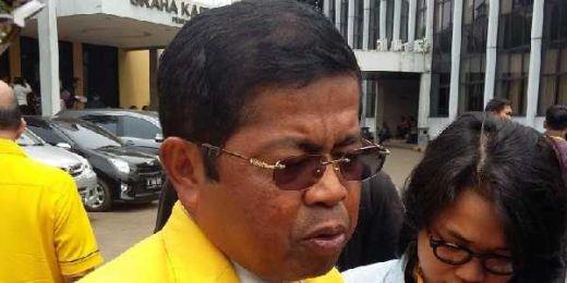 Kirim Perwakilan Pansus Hak Angket KPK, Golkar Tak Khawatir Elektabilitas Turun