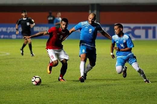 Imbang Tanpa Gol, Timnas Gagal Taklukkan Puerto Riko di Sleman