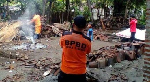 Kasihan, Sudah Mendekati Lebaran, Rumah Nenek Subaini Roboh Diterjang Angin Kencang