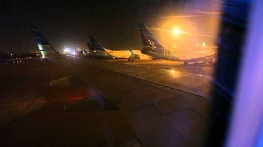 Penerbangan di Bandara Soekarno-Hatta Selasa Malam Kacau, Ini Sebabnya